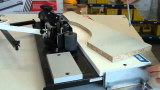 Bordatrice / Edge banding system IB500