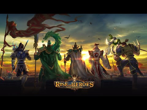 Rise of Heroes: Three Kingdoms