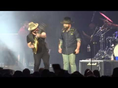 Bohemian Rhapsody - Zac Brown Band (Queen Cover) - C2C London 2017 - Country 2 Country