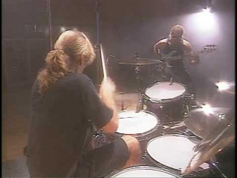 Pat Torpey (MR.BIG) jamming with Billy Sheehan