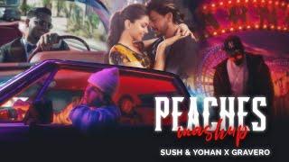 Peaches x Tu Aake Dekhle Mashup (Sush & Yohan x Gravero) • Justin Bieber • King • Harnoor