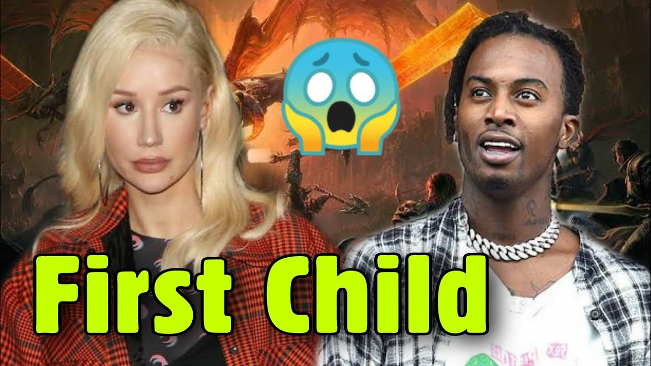 Iggy Azalea reveals she and partner Playboi Carti have welcomed a ...