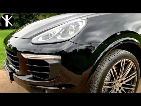V8 Diesel ЛУЧШИЙ МОТОР в Porsche Cayenne? Или Porsche Cayenne 958 Diesel S