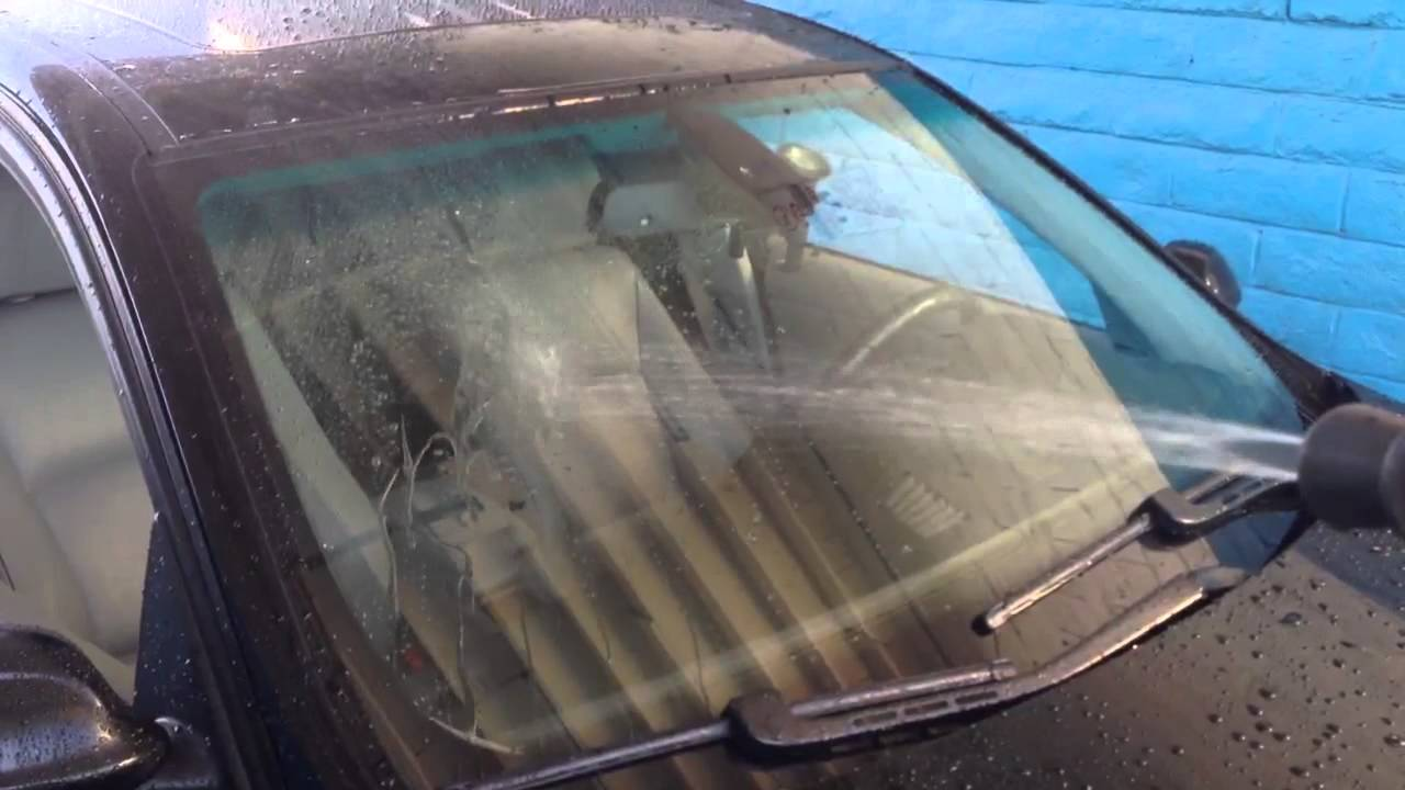 Automatic Wiper Blades 2007 E90 3 Series 328i Youtube