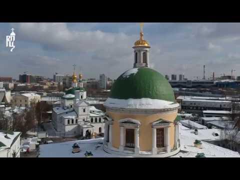 Проповедь Патриарха Кирилла день памяти св. блгв. кн. Даниила Московского