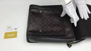 코치 시그니쳐 가방 특징 정품 구별법 코치 매장 상품 …
