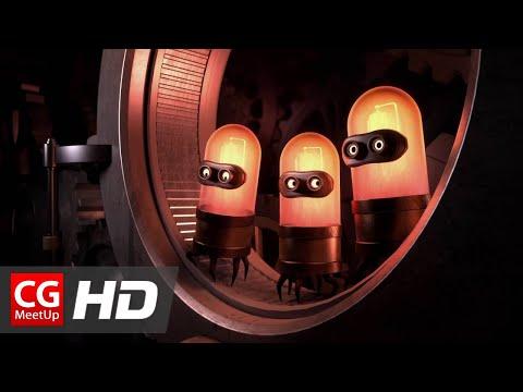 "CGI 3D Animation Short Film HD ""Clockwork"" by LISAA Paris   CGMeetup"
