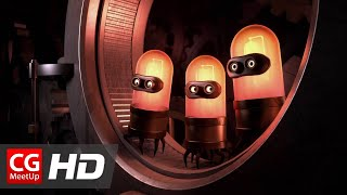 cgi 3d animated short film hd clockwork short film by lisaa paris