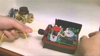 Трехходовой клапан с сервоприводом ESBE Часть2(, 2013-10-06T08:19:23.000Z)