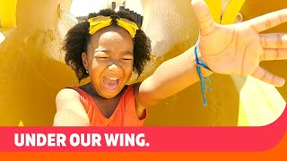 Sunwing Family Vacations Under Our Wing