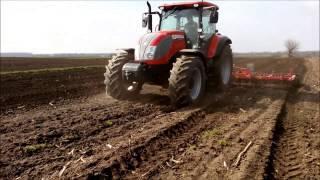 McCormick G135 MAX & Setvospremac 6m  - Priprema zemljista za setvu