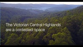 Environmental economic accounts for the Victorian Central Highlands