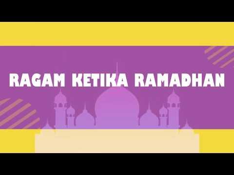 Ragam Ketika Ramadhan   RT PRODUCTION