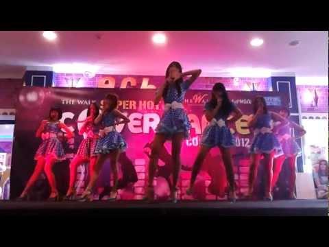 [121020] Wishlist cover A-Pink (에이핑크) :: HUSH + Bubibu @ The Walk Cover Dance (Audition)