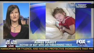 Chimerix refuses to save the life of Josh Hardy, age 7