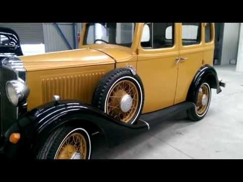 Firma Trading Classic Cars Australia Presents 1934 Vauxhall ASX Sedan for sale