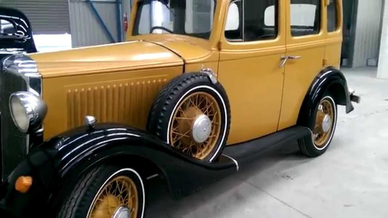 Firma Trading Classic Cars Australia Presents 1934 Vauxhall ASX ...