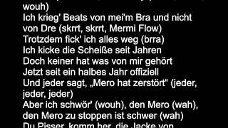 MERO - JAY JAY   lyrics
