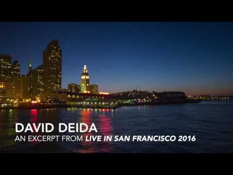 David Deida - an excerpt from Live in San Francisco 2016 - Pt. 2