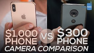 $300 vs $1,000 phone: REAL camera differences