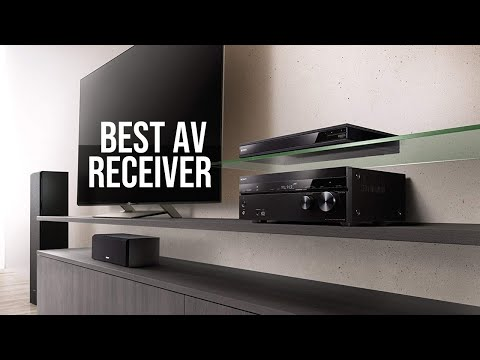 10 Best AV Receiver 2020 With Dolby Atmos
