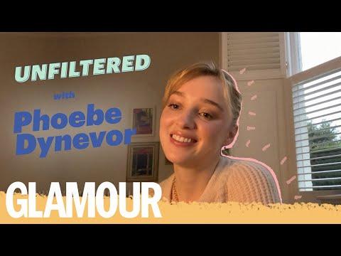 "Phoebe Dynevor on Bridgerton's Sex Scenes:  ""We rehearsed everything like a fight scene"" GLAMOUR UK"