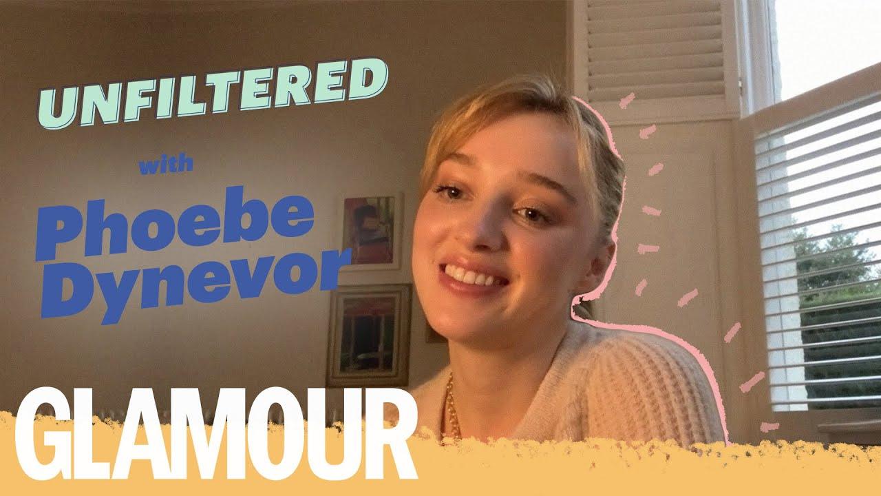 "Phoebe Dynevor on Bridgerton's Sex Scenes:  ""We rehearsed everything like a fight scene""|GLAMOUR UK"