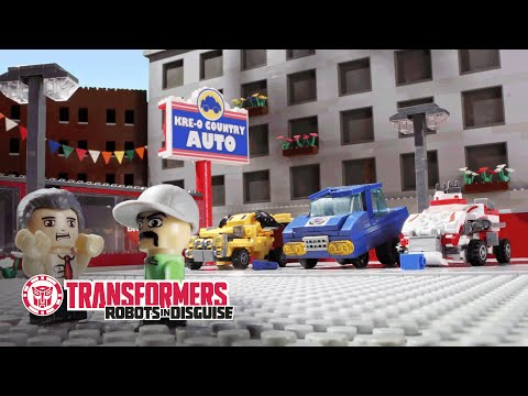 KRE-O Transformers - Cars
