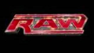 WWE - Raw Theme Song ( 2007 - 2009 )