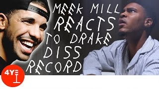 MEEK MILL REACTS TO DRAKE DISS RECORD! [PARODY]