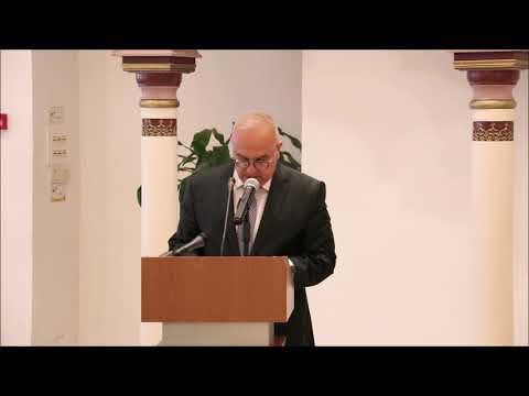 كلمة تأبين سفير تونس ببروكسال للرئيس الراحل الباجي قائد السبسي