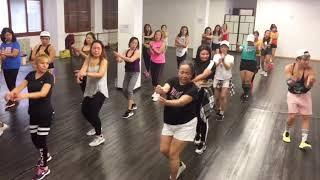 NAMUMURO KANA / DJ BOMBOM Remix / Dance Fitness - JM Zumba Dance Fitness Milan Italy