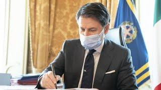 Nuovo DPCM 18 Ottobre 2020 Parla Il Premier Giuseppe Conte