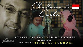 "Download Syakir Daulay & Adiba Khanza ""Shalawat Cinta"" I Official Music Video"