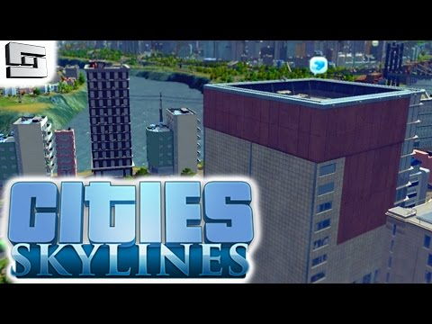 Cities Skylines Gameplay: NOT ENOUGH GOODS FIXED!!! E19