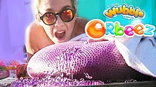 MY GIANT WUBBLE STRESS BALL EXPLODED | NICOLE SKYES