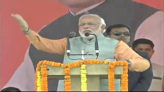 Shri Narendra Modi addresses Bharat Vijay Rally in Lohardaga, Jharkhand