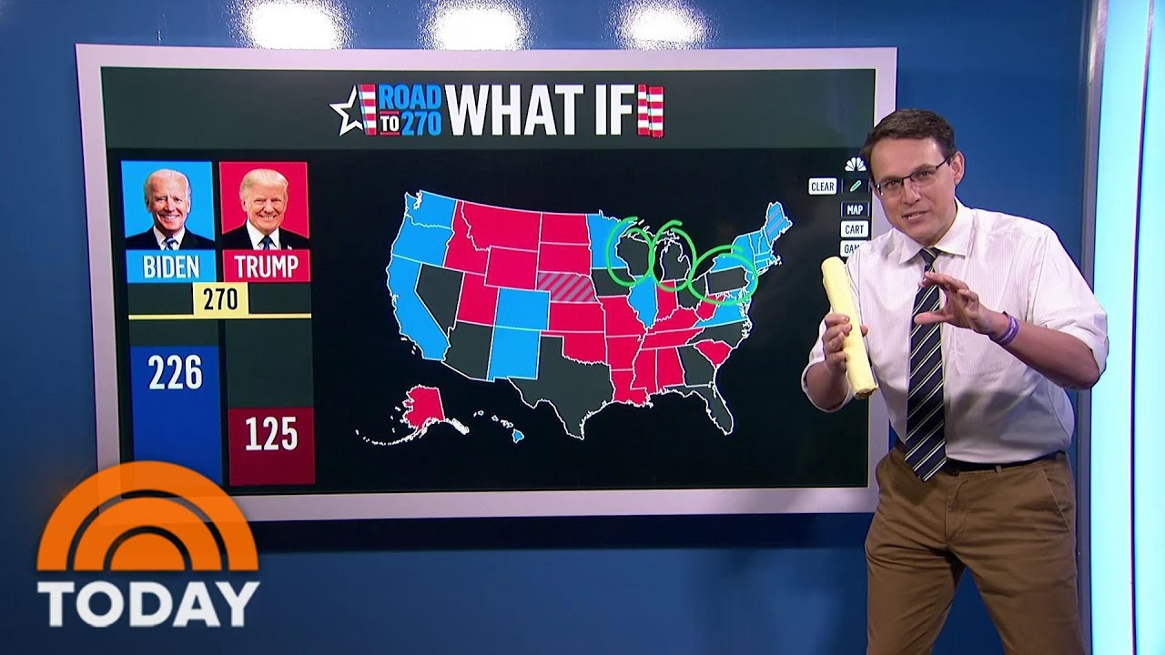 What To Expect On Election Night As Polls Start To Close | TODAY
