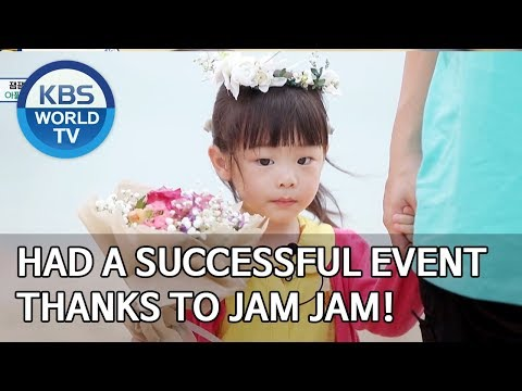 Had A Successful Event Thank To Jam Jam! [The Return Of Superman/2020.03.08]