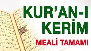Kur'an-ı Kerim Meali Tamamı - (Elmalılı Hamdi Yazır) screenshot 2