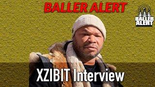 Baller Alert Exclusive: Xzibit Talks Ice Cube, New Album and More!