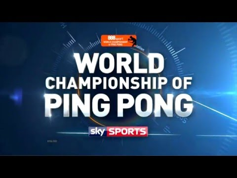 World championship of ping pong bettingadvice msw betting rules of 21