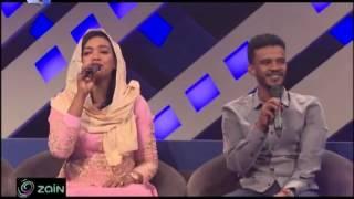 عصير القصب - مكارم بشير - أغاني وأغاني -  رمضان 2017