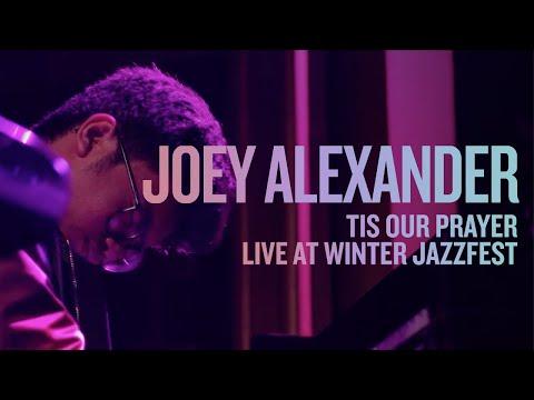 Joey Alexander - Tis Our Prayer Feat. Kendrick Scott And Kris Funn (Live From Winter Jazzfest)