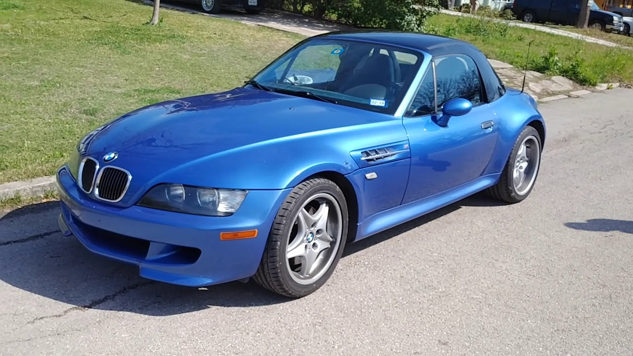 Project Car 2000 Bmw M Roadster Hardtop Youtube