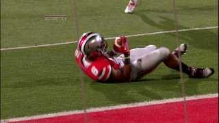 2013 Wisconsin at Ohio State Football Highlights
