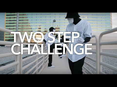 JABBAWOCKEEZ  TWO STEP CHALLENGE