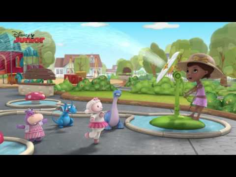 Take Care Song | Doc McStuffins | Official Disney Junior UK HD