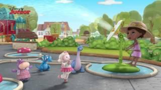 Take Care Song | Doc McStuffins | Official Disney Junior UK HD