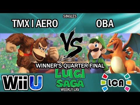 LCA Weekly 65 Singles - Aero vs OBA - [W] Quarter Final